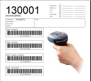 Impresión de Ordenes de Trabajo con Código de Barras